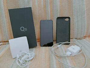 LG Q6 Smartphone Dual SIM 32GB con Custodia