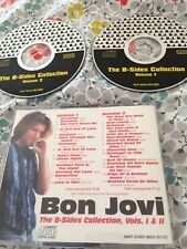 Bon Jovi Collectors Rare Cd B Sides Collection