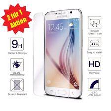2x Samsung Galaxy S7 Schutzfolie 9H Echt Glas Panzer Glasfolie