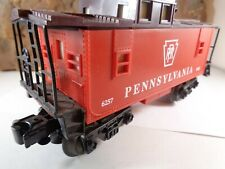 LIONEL PENNSYLVANIA OFFSET COPULA CABOOSE  (DAMAGED)                    5-100-5