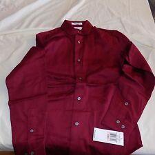 Calvin Klein Boys Button Up Shirt Size 10