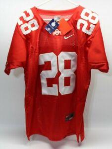 Nike Ohio State University Football Jersey #28 Vintage Size 48 (M) NWT *Read