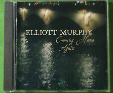 Elliott MURPHY with Olivier DURAND   Coming home again
