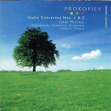 CD - PROKOFIEV - Violon Concertos 1&2 - GRAF MOURJA