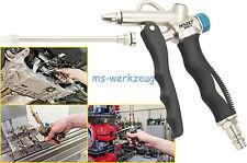 Hazet 9040-4 2-Wege Ausblaspistole, Druckluftpistole mit Druckregulator