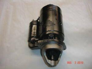 VOLVO Starter Early Bosch SR0812X