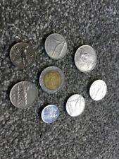 LIRA ITALIANA JOB LOTTO 8 MONETE ONE 1914 e uno 1925
