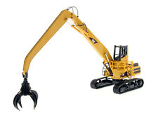 Die cast Masters Caterpillar 345B Series II material Handler w/ tools 85080 1:50