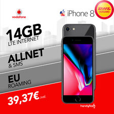 Apple iPhone 8 64GB Vodafone RED Giga Handyvertrag mit 14GB nur 39,37€ mtl.