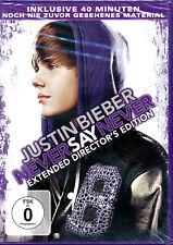 "DVD ""Justin Bieber - Never Say Never"" (2011) Neu & OVP"