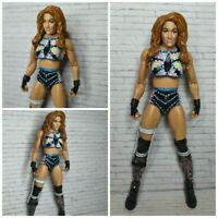 WWE Mattel DAKOTA KAI NXT Elite Wrestling Action Figure. Womens Division