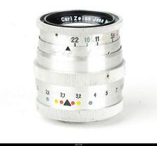 Lens Zeiss Jena Sonnar 4/7,5cm 75mm Robot
