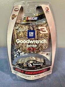 DALE EARNHARDT #3 GM Goodwrench 1:64 NASCAR 2010 Diecast With Camo Hood NIP