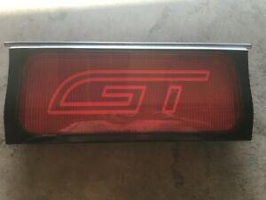95 96 97 1996 FORD PROBE GT CENTER TAIL LIGHT SEE DESCRIPTION