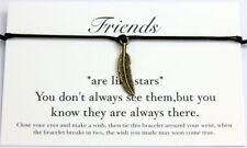 Feather Friendship Costume Bracelets