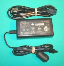 Ac-Ls1A Genuine Sony Ac Adapter Charger For Sony Cybershot Cameras B2.6