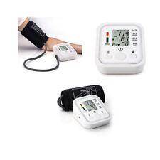 Digital LCD Sphygmomanometer Upper Arm Blood Pressure Monitor Heart Beat Meter
