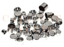 Chrome Bolt Toppers Kit for Harley Bolt Caps Touring Models 99-06 (83 Pieces)