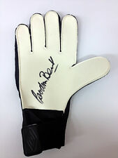Gordon Banks GENUINE HAND SIGNED GLOVE Autograph 1966 World Cup Winner AFTAL COA