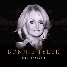 CD Bonnie Tyler Rocks And Honey  incl. Grand Prix Hits Believe in me