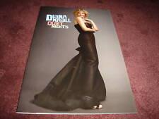 DIANA KRALL QUIET NIGHTS TOUR  CONCERT  PROGRAM BOOK.