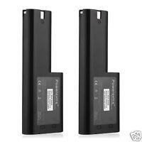 2x 12V 2.0AH Ni-Cd Battery For MAKITA 1210 632277-5 5092DW 6011DW Cordless Drill