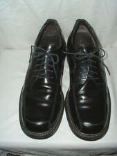 Men's Bass Black Oxford Dress Shoes 13M
