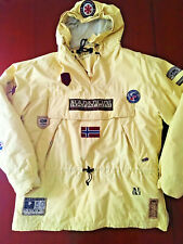 Napapijri transantarctic Expedition parka anorak jacket Size Large RARE