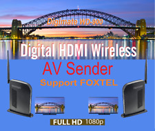 New Digimate HD digital 1080p AV Sender /Receiver Excellent work for Foxtel IQ3