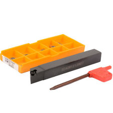 SDACR1212H07 lathe External Turning Tool Holder +10pcs DCMT070204 Carbide insert