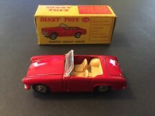 Dinky Toys No 112 Austin Healey Sprite With Box