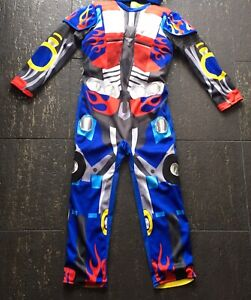 Transformers Bumblebee / Optimus Prime Costume Reversible Marks And Spencer