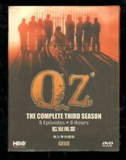OZ complete third season - Hong Kong edition? 4 discs in a slipcase