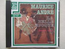Maurice Andre: La Belle Epoque - Fantaisies et Polkas - Erato CD Germany no ifpi