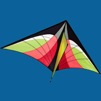 NEW 1.6m 5.2ft Delta Triangle Kite Outdoor Sports Toys single line Stunt kite