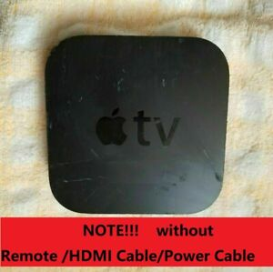 Apple TV 2nd Gen MC572LL/A A1378 HD Media Streamer for iPhone to transfer video