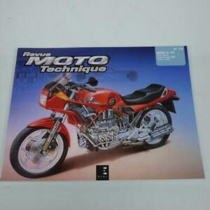 Review Tecnical of Workshop E. T. a. I Motorbike BMW 750 K75 ABS 1986 To 1996 N#