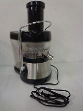 Jason Vale Fusion Juicer Black/Stainless MT1020-1 R7