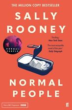 Normal People (Paperback) by Sally Rooney FREE SHIPPING