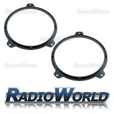 "BMW 3 Series E46 Speaker Adaptor Rings Front Doors 6.5"" 165mm CT25BM06"
