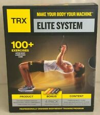TRX - Elite System Suspension Trainer - Black/Yellow FAST SHIPPING
