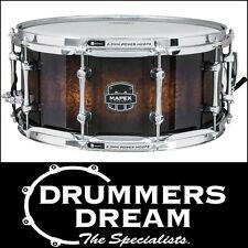 "MAPEX Armory Series ""EXTERMINATOR"" 14""x6.5"" 7ply Birch/Walnut Snare Drum NEW"