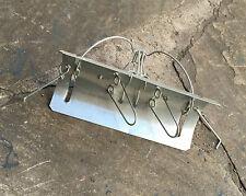 3 x Barrel Mole Trap - English Made, Duffus Type - Tunnel, Pest Control