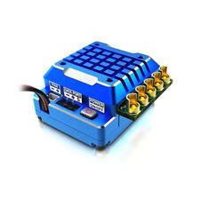 SKYRC TORO TS120 Aluminum PRO Brushless Sensored ESC BLUE TS 120 USA SELLER!