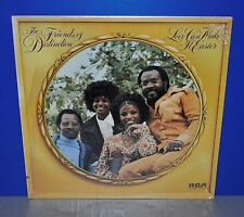 The Friends of Distinction Love can make it easier RCA '73 still sealed Vinyl LP