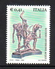 ITALY MNH 2002 SG2771 DIVIONE ACQUI