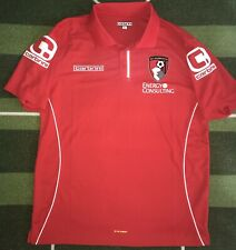 Afc Bournemouth Fc Training Leisure Football Shirt By Carbrini Size XL
