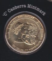 2010 $1 100 Years of AUSTRALIAN Coinage $1 ex Set C Mint Mark Canberra