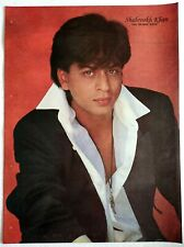 Bollywood Actor Superstar Poster - Shah Rukh Khan - 12 inch X 16 inch