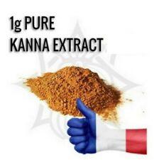 Kanna x100 extrait Sceletium tortuosum